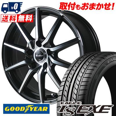 215/65R16 98H Goodyear グッドイヤー LS EXE LS エグゼ EuroSpeed S810 ユーロスピード S810 サマータイヤホイール4本セット
