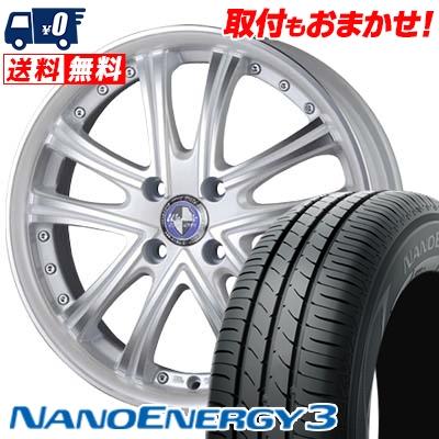 165/50R16 TOYO TIRES トーヨー タイヤ NANOENERGY3 ナノエナジー3 Warwic DS.05 ワーウィック DS.05 サマータイヤホイール4本セット