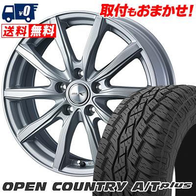 245/70R16 111H XL TOYO TIRES トーヨー タイヤ OPEN COUNTRY A/T plus オープンカントリー A/T plus JOKER SHAKE ジョーカー シェイク サマータイヤホイール4本セット