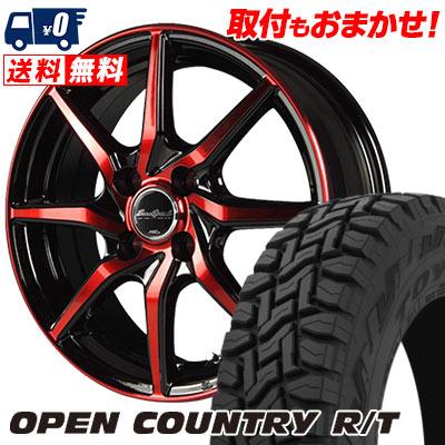165/60R15 77Q TOYO TIRES トーヨー タイヤ OPEN COUNTRY R/T オープンカントリー R/T EuroSpeed S810 ユーロスピード S810 サマータイヤホイール4本セット