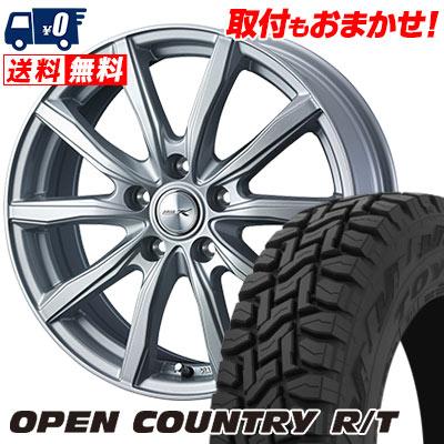 215/70R16 100Q TOYO TIRES トーヨー タイヤ OPEN COUNTRY R/T オープンカントリー R/T JOKER SHAKE ジョーカー シェイク サマータイヤホイール4本セット