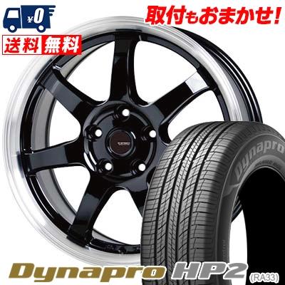 245/70R16 111H HANKOOK 111H ハンコック Dynapro HP2 RA33 ダイナプロ G.speed ハンコック HP2 G.speed P-03 ジースピード P-03 サマータイヤホイール4本セット, ブランドショップ TESOURO:115e6a0a --- chrb2.ru