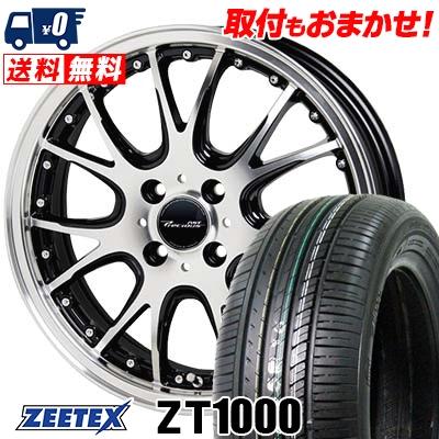 165/50R16 75V ZEETEX ジーテックス ZT1000 ZT1000 Precious AST M2 プレシャス アスト M2 サマータイヤホイール4本セット