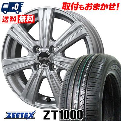 195/45R16 84V XL ZEETEX ジーテックス ZT1000 ZT1000 EuroSpeed C-07 ユーロスピード C-07 サマータイヤホイール4本セット