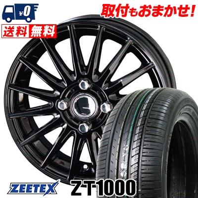 195/45R16 84V XL ZEETEX ジーテックス ZT1000 ZT1000 CIRCLAR VERSION DF サーキュラー バージョン DF サマータイヤホイール4本セット