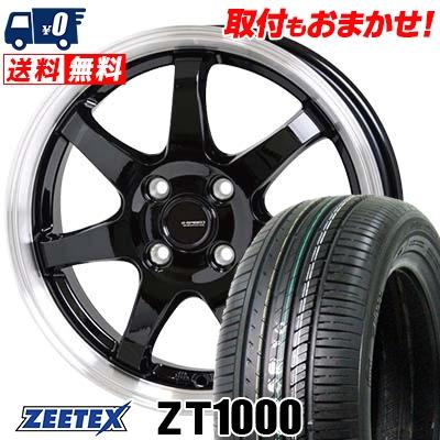165/55R14 72V ZEETEX ジーテックス ZT1000 ZT1000 G.speed P-03 ジースピード P-03 サマータイヤホイール4本セット