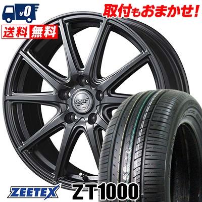 215/65R15 100V XL ZEETEX ジーテックス ZT1000 ZT1000 FINALSPEED GR-Γ ファイナルスピード GRガンマ サマータイヤホイール4本セット
