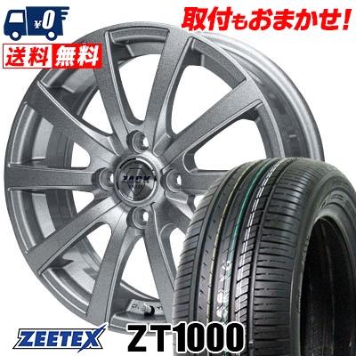 165/70R13 79T ZEETEX ジーテックス ZT1000 ZT1000 ZACK JP-110 ザック JP110 サマータイヤホイール4本セット