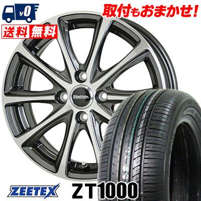 175/70R14 88H XL ZEETEX ジーテックス ZT1000 ZT1000 Laffite LE-04 ラフィット LE-04 サマータイヤホイール4本セット
