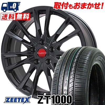 ZT1000 95V レイバーン サマータイヤホイール4本セット【取付対象】 ZEETEX GBX ジーテックス GBX ZT1000 205/65R16 LeyBahn