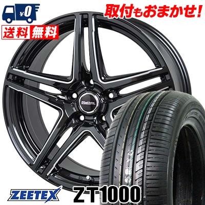 215/65R15 100V XL ZEETEX ジーテックス ZT1000 ZT1000 Laffite LW-04 ラフィット LW-04 サマータイヤホイール4本セット