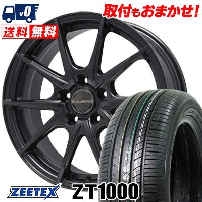 205/65R15 94H ZEETEX ジーテックス ZT1000 ZT1000 LeyBahn WGS レイバーン WGS サマータイヤホイール4本セット