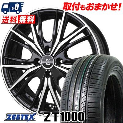 165/50R16 75V ZEETEX ジーテックス ZT1000 ZT1000 BADX LOXARNY MAGNUS バドックス ロクサーニ マグナス サマータイヤホイール4本セット