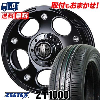 最新入荷 205 DEMON/55R16 205/55R16 91V MG ZEETEX ジーテックス ZT1000 ZT1000 MG DEMON MG デーモン サマータイヤホイール4本セット【取付対象】, 最安:69a70029 --- ggcr.jp
