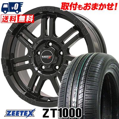 215/65R16 98V ZEETEX ジーテックス ZT1000 ZT1000 B-MUD X Bマッド エックス サマータイヤホイール4本セット