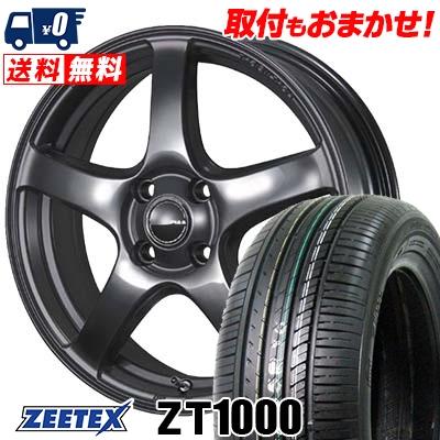 165/50R16 75V ZEETEX ジーテックス ZT1000 ZT1000 PIAA Eleganza S-01 PIAA エレガンツァ S-01 サマータイヤホイール4本セット