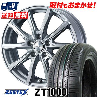 215/65R15 100V XL ZEETEX ジーテックス ZT1000 ZT1000 JOKER SHAKE ジョーカー シェイク サマータイヤホイール4本セット