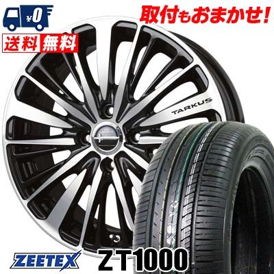 165/50R16 75V ZEETEX ジーテックス ZT1000 ZT1000 BADX LOXARNY TARKUS バドックス ロクサーニ タルカス サマータイヤホイール4本セット