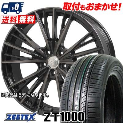 165/50R16 75V ZEETEX ジーテックス ZT1000 ZT1000 Cliff Climb TC-04 クリフクライム TC04 サマータイヤホイール4本セット