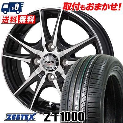 175/70R14 88H XL ZEETEX ジーテックス ZT1000 ZT1000 JP STYLE Vogel JPスタイル ヴォーゲル サマータイヤホイール4本セット