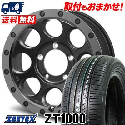 215/60R16 95V ZEETEX ジーテックス ZT1000 ZT1000 XTREME-J XJ03 エクストリームJ XJ-03 サマータイヤホイール4本セット
