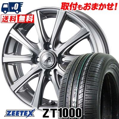 195/45R16 84V XL ZEETEX ジーテックス ZT1000 ZT1000 AZ sports YL-10 AZスポーツ YL-10 サマータイヤホイール4本セット