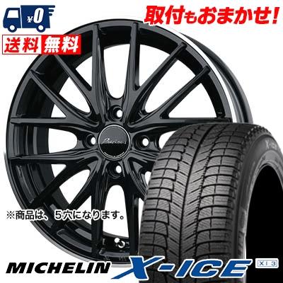 245/50R18 MICHELIN ミシュラン X-ICE XI3 エックスアイス XI-3 Precious AST M1 プレシャス アスト M1 スタッドレスタイヤホイール4本セット