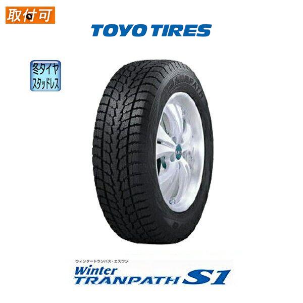 送料無料 WINTER TRANPATH S1 215/80R16 103Q 1本価格 新品冬タイヤ トーヨータイヤ TOYO TIRES ウィンタートランパス
