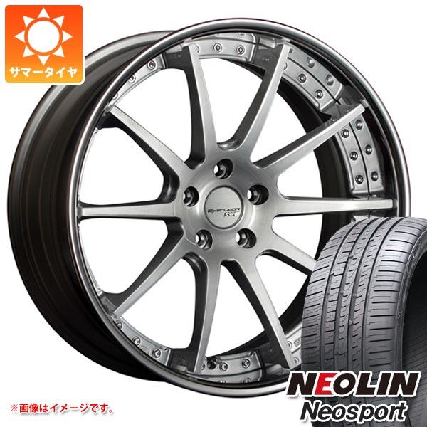 サマータイヤ 245/30R20 95W XL ネオリン ネオスポーツ SSR エグゼキューター CV01 8.0-20 タイヤホイール4本セット