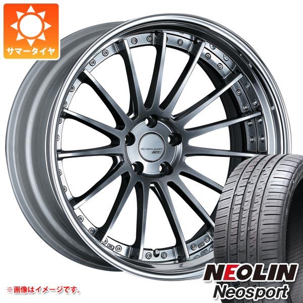 【予約販売品】 サマータイヤ 245/35R20 95Y XL ネオリン ネオスポーツ SSR エグゼキューター CV04S 8.0-20 タイヤホイール4本セット, STADIUM bdd742cd