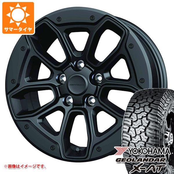 サマータイヤ 235/70R16 104/101Q ヨコハマ ジオランダー X-AT G016 ジェプセン MJCR 012 SB 7.0-16 タイヤホイール4本セット