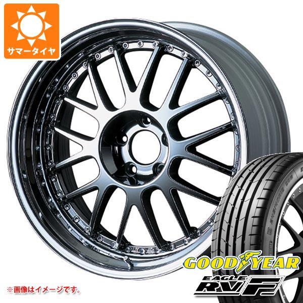 サマータイヤ 245/40R19 98W XL グッドイヤー イーグル RV-F SSR プロフェッサー MS1 8.0-19 タイヤホイール4本セット