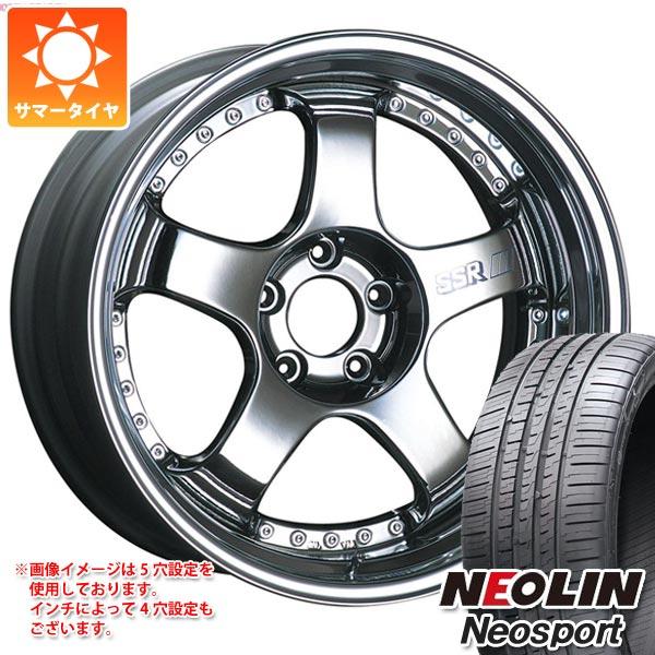 サマータイヤ 245/45R20 99W ネオリン ネオスポーツ SSR プロフェッサー SP1 8.5-20 タイヤホイール4本セット