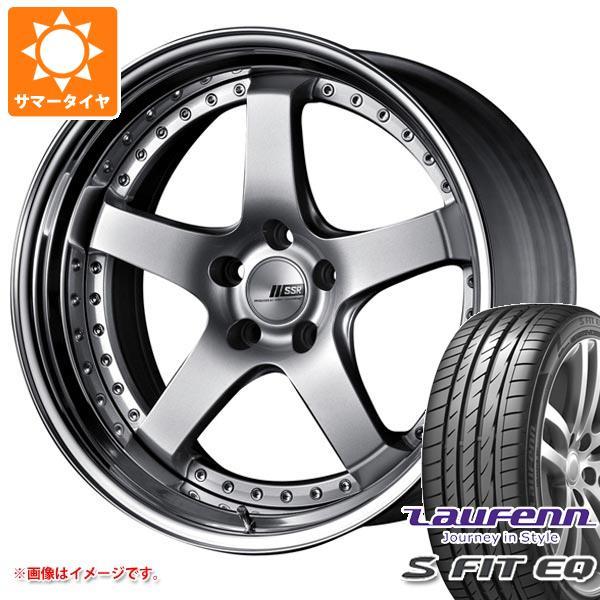 【驚きの値段で】 サマータイヤ 215/55R18 99V 99V XL ラウフェン Sフィット EQ LK01 LK01 ラウフェン SSR プロフェッサー SP4 7.5-18 タイヤホイール4本セット, みのるオンライン:13f80ce6 --- themezbazar.com