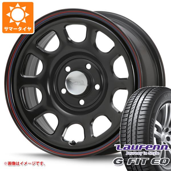 サマータイヤ 215/65R16 98H ラウフェン Gフィット EQ LK41 MLJ デイトナ SS 新型デリカD5対応 7.0-16 タイヤホイール4本セット