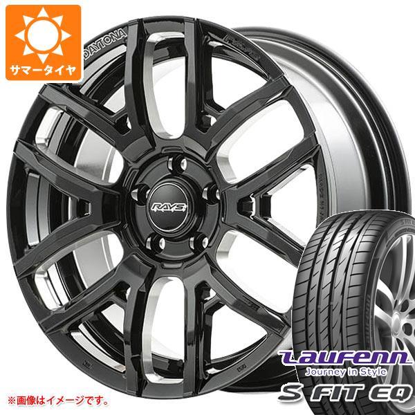【SALE】 サマータイヤ 225/60R18 7.5-18 100H LK01 ラウフェン Sフィット EQ LK01 225/60R18 レイズ デイトナ F6 ドライブ 7.5-18 タイヤホイール4本セット, コムロード:816a7301 --- aptapi.tarjetaferia.com.mx