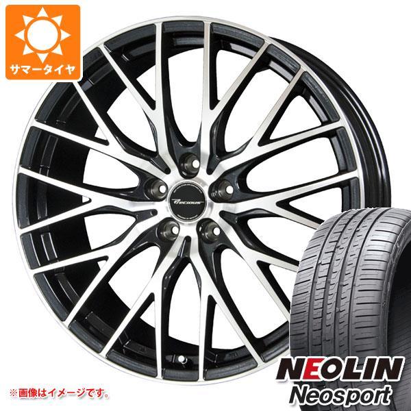 サマータイヤ 215/35R19 85Y XL ネオリン ネオスポーツ プレシャス HM-1 8.0-19 タイヤホイール4本セット