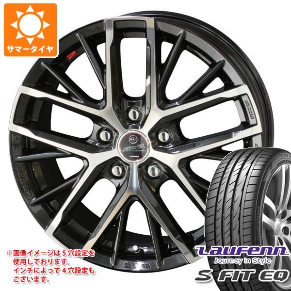 サマータイヤ 235/65R17 108V XL ラウフェン Sフィット EQ LK01 スマック レヴィラ 7.0-17 タイヤホイール4本セット