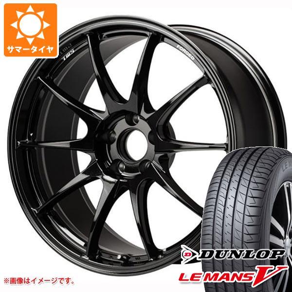 サマータイヤ 235/50R18 97W ダンロップ ルマン5 LM5 TWS モータースポーツ RS317 8.0-18 タイヤホイール4本セット