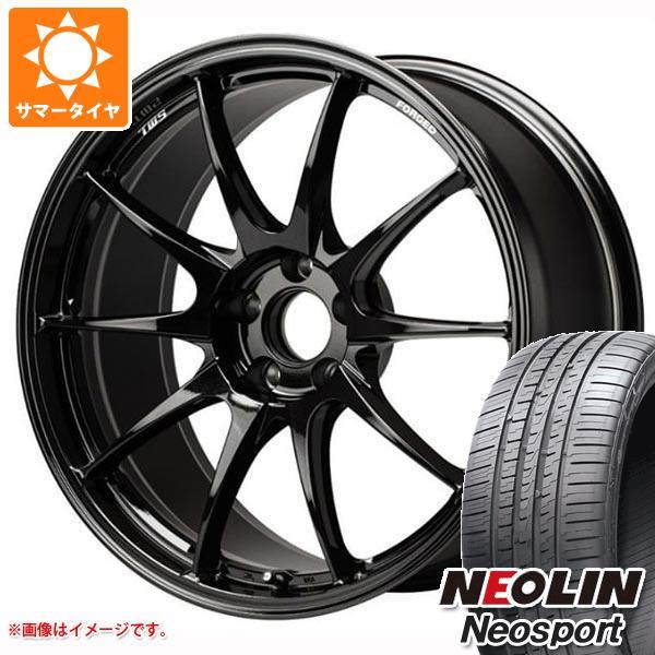 サマータイヤ 245/40R19 97W XL ネオリン ネオスポーツ TWS モータースポーツ RS317 8.5-19 タイヤホイール4本セット