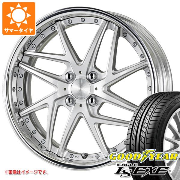 ファッションデザイナー サマータイヤ 205/45R16 メッシュ2 87W 205/45R16 XL グッドイヤー イーグル サマータイヤ LSエグゼ ワーク リザルタード メッシュ2 6.0-16 タイヤホイール4本セット, ベリーズマリン:f23c8d12 --- kvp.co.jp
