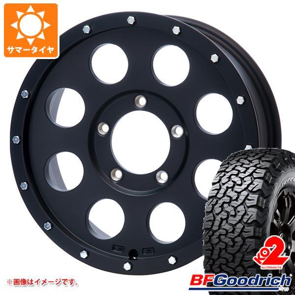 サマータイヤ 215/70R16 100/97R BFグッドリッチ オールテレーン T/A KO2 ホワイトレター アイメタル X ジムニー専用 5.5-16 タイヤホイール4本セット