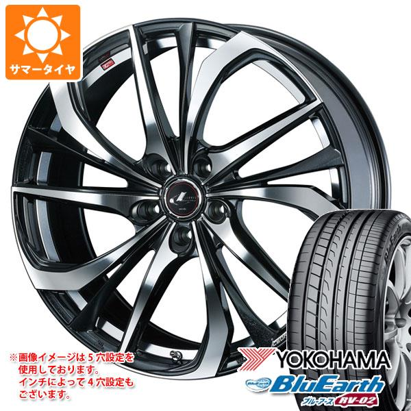 超歓迎された 2021年製 サマータイヤ 215 レオニス/55R17 215/55R17 94V ヨコハマ ブルーアース RV-02 7.0-17 レオニス TE 7.0-17 タイヤホイール4本セット, アジアン & カジュアル マーライ:f6049b1c --- bungsu.net