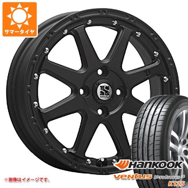 サマータイヤ 165/50R15 72V ハンコック ベンタス プライム3 K125 MLJ エクストリームJ 4.5-15 タイヤホイール4本セット