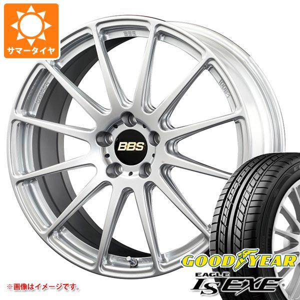サマータイヤ 245/35R19 93W XL グッドイヤー イーグル LSエグゼ BBS FS 8.0-19 タイヤホイール4本セット
