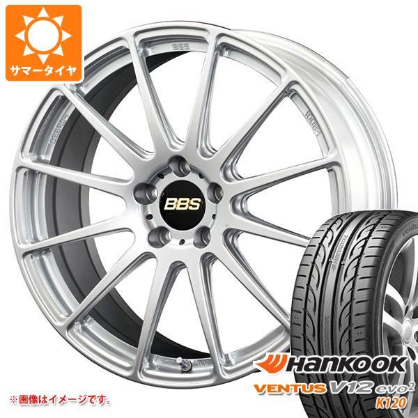 サマータイヤ 235/35R19 91Y XL ハンコック ベンタス V12evo2 K120 BBS FS 8.0-19 タイヤホイール4本セット