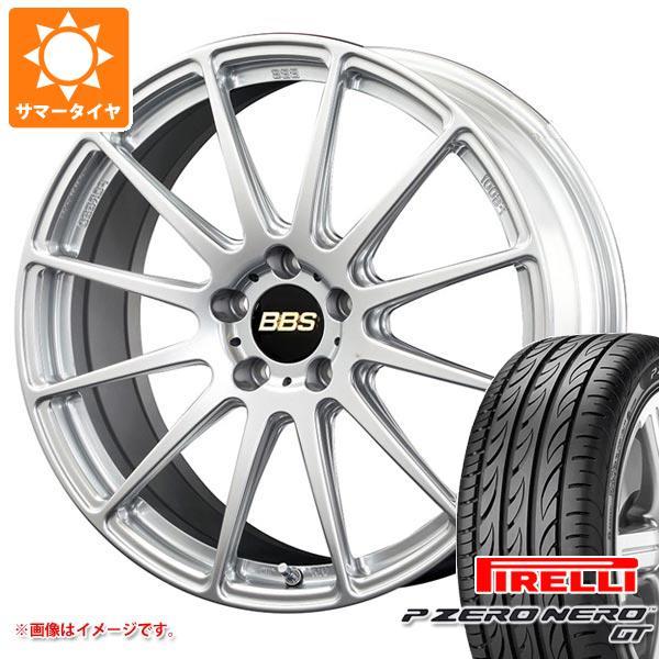正規品 サマータイヤ 245/40R19 (98Y) XL ピレリ P ゼロ ネロ GT BBS FS 8.0-19 タイヤホイール4本セット