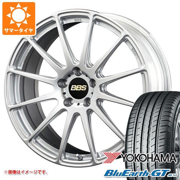 サマータイヤ 235/40R19 96W XL ヨコハマ ブルーアースGT AE51 BBS FS 8.0-19 タイヤホイール4本セット