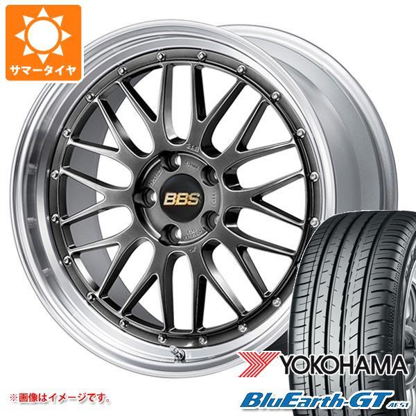 【同梱不可】 サマータイヤ 215/40R18 89W XL ヨコハマ ブルーアースGT AE51 BBS LM 7.5-18 タイヤホイール4本セット, プレブのネット通販 8307456a