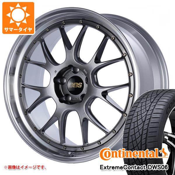正規品 サマータイヤ 235/55R19 105W XL コンチネンタル エクストリームコンタクト DWS06 BBS LM-R 8.5-19 タイヤホイール4本セット